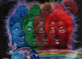 Four Buddha