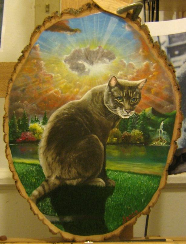 "Jupiter ""Joe Peters"" Meow"