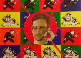 Citizen Four (Edward Snowden)